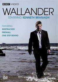 Wallander:Sidetracked/Firewall/One St - (Region 1 Import DVD)