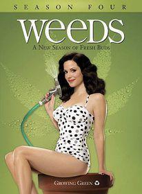 Weeds Season 4 - (Region 1 Import DVD)