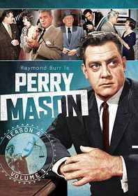 Perry Mason:Fourth Season Vol 1 - (Region 1 Import DVD)