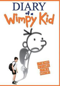 Diary of a Wimpy Kid - (Region 1 Import DVD)