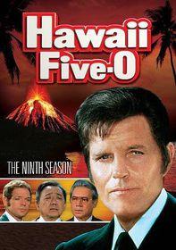 Hawaii Five O:Ninth Season - (Region 1 Import DVD)