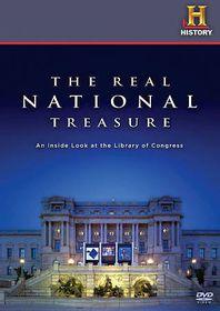 Real National Treasure - (Region 1 Import DVD)