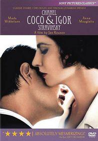 Coco Chanel & Igor Stravinsky - (Region 1 Import DVD)