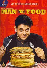 Man V Food:Season 2 - (Region 1 Import DVD)