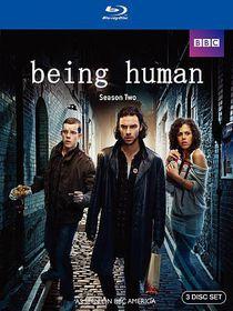 Being Human:Season Two - (Region A Import Blu-ray Disc)