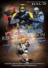 Red Vs Blue:Reconstruction - (Region 1 Import DVD)