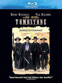 Tombstone - (Region A Import Blu-ray Disc)