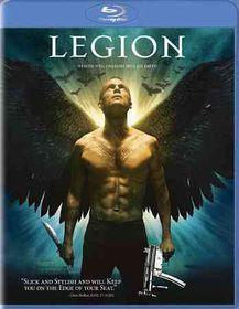 Legion - (Region A Import Blu-ray Disc)