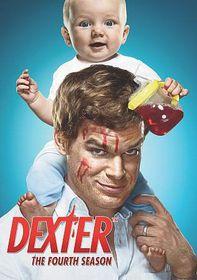 Dexter:Complete Fourth Season - (Region 1 Import DVD)