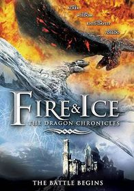 Fire and Ice:Dragon Chronicles - (Region 1 Import DVD)
