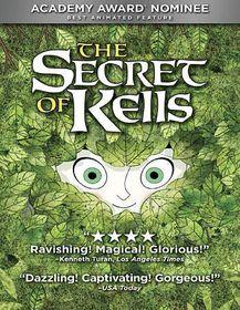 Secret of Kells - (Region 1 Import DVD)