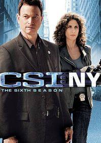 Csi: Ny:Complete Sixth Season - (Region 1 Import DVD)