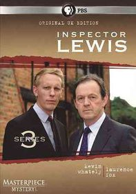 Inspector Lewis Series 3 - (Region 1 Import DVD)