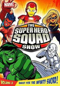 Super Hero Squad Show Vol 2 - (Region 1 Import DVD)