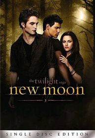 Twilight Saga:New Moon:Single Disc Ed - (Region 1 Import DVD)