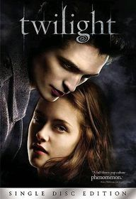 Twilight:Single Disc Edition - (Region 1 Import DVD)
