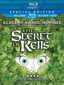 Secret of Kells - (Region A Import Blu-ray Disc)