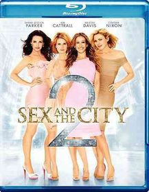 Sex and the City 2 - (Region A Import Blu-ray Disc)
