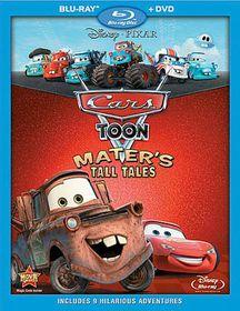 Cars Toon:Mater's Tall Tales - (Region A Import Blu-ray Disc)