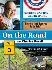 On the Road with Charles Kuralt Set 3 - (Region 1 Import DVD)