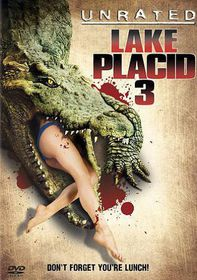 Lake Placid 3 - (Region 1 Import DVD)