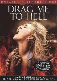Drag Me to Hell - (Region 1 Import DVD)