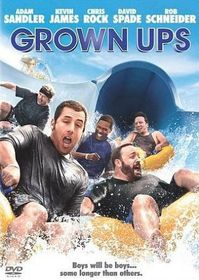 Grown Ups - (Region 1 Import DVD)