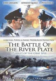 Battle of the Riverplate - (Region 1 Import DVD)