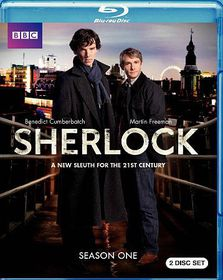 Sherlock:Season One - (Region A Import Blu-ray Disc)