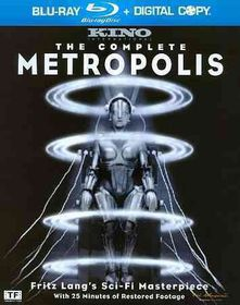 Metropolis (the Complete ) - (Region A Import Blu-ray Disc)
