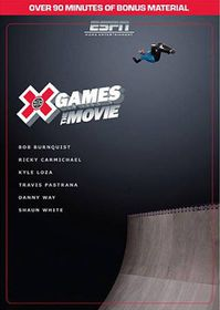 Espn X Games the Movie - (Region 1 Import DVD)
