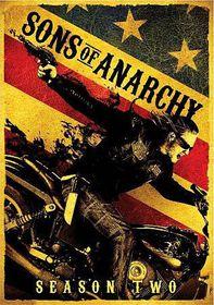 Sons of Anarchy Season 2 - (Region 1 Import DVD)