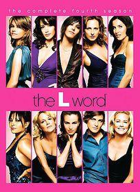 L Word:Complete Fourth Season - (Region 1 Import DVD)