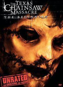 Texas Chainsaw Massacre:Beginning - (Region 1 Import DVD)