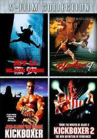 Black Mask/Bloodsport 4/Kickboxer/Ame - (Region 1 Import DVD)