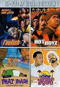 Foolish/Hot Boyz/Phat Beach/Wash - (Region 1 Import DVD)
