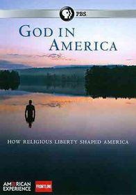 God in America - (Region 1 Import DVD)