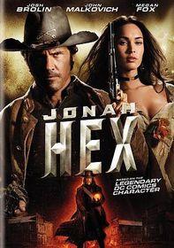 Jonah Hex - (Region 1 Import DVD)