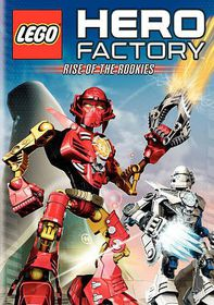 Lego Hero Factory Rise of the Rookies - (Region 1 Import DVD)