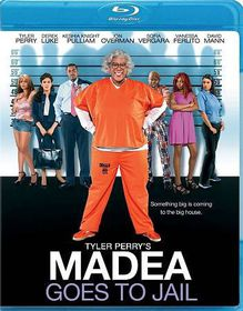 Madea Goes to Jail - (Region A Import Blu-ray Disc)