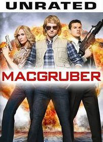 Macgruber - (Region 1 Import DVD)