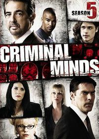 Criminal Minds:Fifth Season - (Region 1 Import DVD)