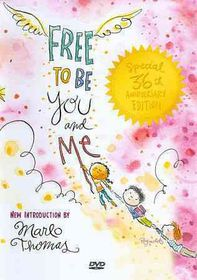 Free to Be You and Me:Special 36th an - (Region 1 Import DVD)