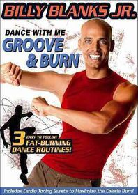 Billy Blanks Jr:Dance with Mr. Groove - (Region 1 Import DVD)