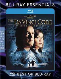 Da Vinci Code - (Region A Import Blu-ray Disc)