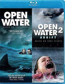 Open Water 1 & 2 - (Region A Import Blu-ray Disc)