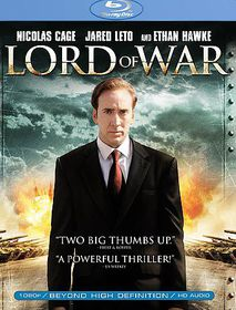 Lord of War - (Region A Import Blu-ray Disc)