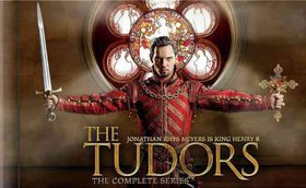Tudors:Complete Final Series Box Set - (Region 1 Import DVD)
