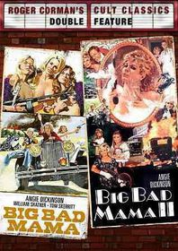 Big Bad Mama/Big Bad Mama II - (Region 1 Import DVD)
