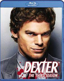 Dexter:Complete Third Season - (Region A Import Blu-ray Disc)